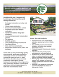 Download Landscape Brochure